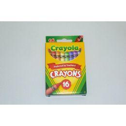 96 Units of 16ct Crayola Crayons - Chalk,Chalkboards,Crayons