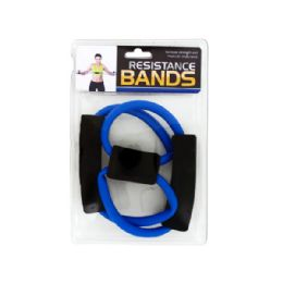 18 of Portable Resistance Bands With Foam Handles