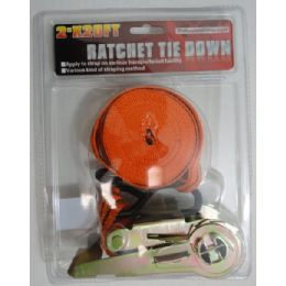"30 Units of 2""x20' Ratchet Tie Down - Ratchets"