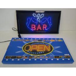 3 Units of Light Up SigN-Bar W Beer Mug - Displays & Fixtures