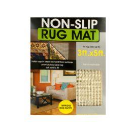 12 Units of Protective NoN-Slip Rug Mat - Bath Mats