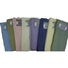 144 Units of 4pk 11x11 Solid Wash Cloth Assts - Towels