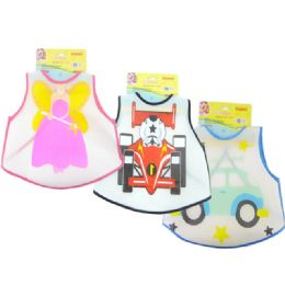 72 Units of Assorted Baby Bib - Baby Accessories