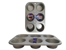 48 Units of Cupcake & Muffin Pan - Frying Pans and Baking Pans