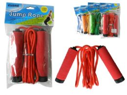 144 Units of Fitness Jump Rope For Kids, Outdoor Fun Activity Exercise Activity For Kids 2.66m - Jump Ropes