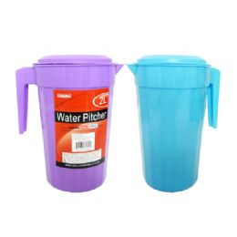 24 Units of 2 Liters Water Pitcher - Plastic Drinkware
