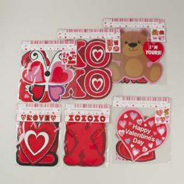 36 Units of Valentine Cut Out Banner - Valentine Cut Out's Decoration