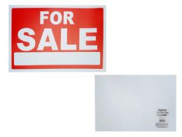 """576 of """"for Sale"""" Sign 20*30cm"""
