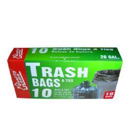 48 Units of Garbage Bag Box 26g 10ct - Garbage & Storage Bags