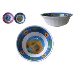 """72 Units of Mela Bowl 8"""" Diameter X3.1"""" 2asst - Craft Beads"""
