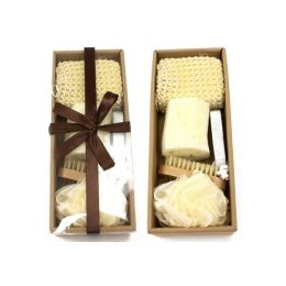 72 of 6 Piece Bath Set In A Nice Giftable Box