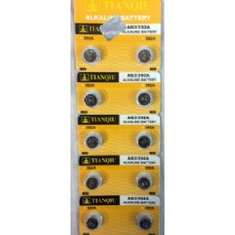 120 Units of Battery For Watch/ Calculator Etc - Batteries