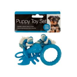 24 of Puppy TeetH-Cleaning Toy Set