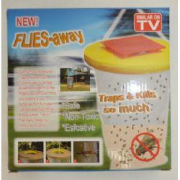48 Units of FlieS-Away - Garden Cleanup Aids