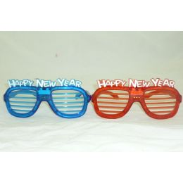 36 Units of Flash New Year Glasses - New Years