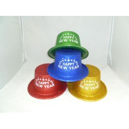 144 Units of 2015 Novelty Hat - New Years