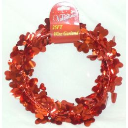 96 Wholesale 25ft Wire Garland