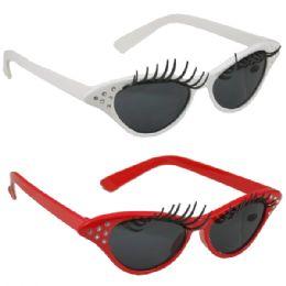 72 Units of Novelty Party Sunglasses - Novelty & Party Sunglasses