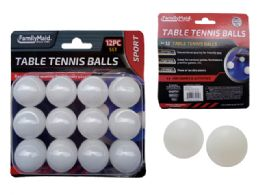 96 of 12 Piece Table Tennis Ball