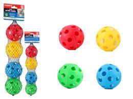 96 Units of 4pc Wiffle Ball Set - Balls
