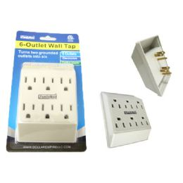 96 of Etl Ul Std. Outlet Adapter 6 Plugs
