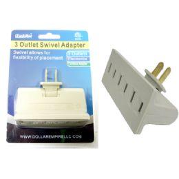 144 of Etl Ul Std. Outlet Swivel Adapter
