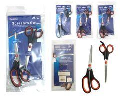 96 of 2 Piece Scissors