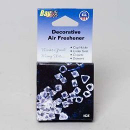240 Units of Decorative Air Freshener - Ice - Auto Cleaning Supplies