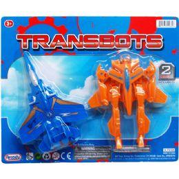 48 of Transbots Play Set