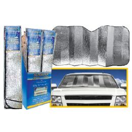 36 Units of Suv Truck Foil Auto Shade 57 Inches X 28 Inches - Auto Sunshades and Mats