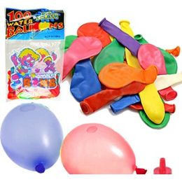 120 of 100 Piece Water Ballons.