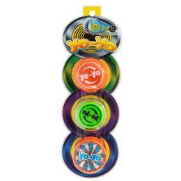 36 Units of Yo-Yos - 3 Piece Set - Novelty Toys