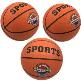 50 Units of Official Size Basketballs. - Balls