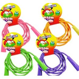 240 Units of Glitter Jump Ropes. - Jump Ropes