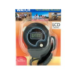 30 of Sport Stopwatch With Neck Cord