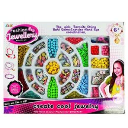 24 Units of Fashion Jewelry Beading Kits - Craft Beads
