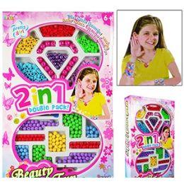 24 Units of Pretty Girl Jewelry Beading Kits. - Craft Beads