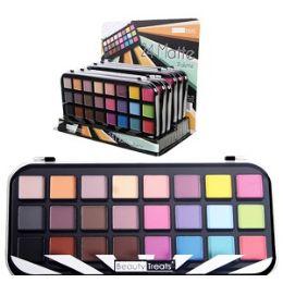 36 Bulk 24 Color Matte Eyeshadow Kits