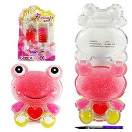 96 Units of Animal Sparkly Lip Gloss - Lip Gloss