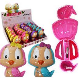 72 Units of Birdie Bubblegum Lip Gloss Palettes - Lip Gloss