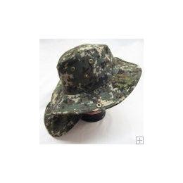 24 Wholesale Men's Camo Print Bucket Hat