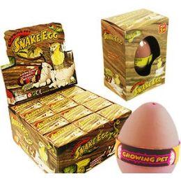 48 Wholesale Growing Pet Snake Eggs