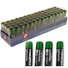 "720 Units of 60 Piece ""aa"" Batteries. - Batteries"