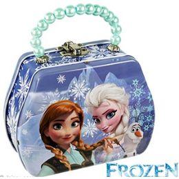 24 Bulk Disney's Frozen Metal Mini Purses.
