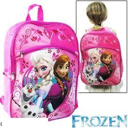 8 Units of Disney's Frozen Backpacks - Licensed Backpacks