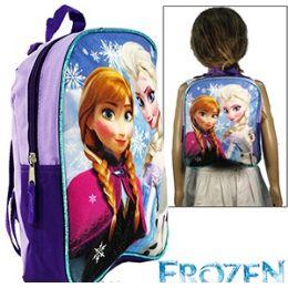 8 Units of Disney's Frozen Mini Backpacks - Licensed Backpacks