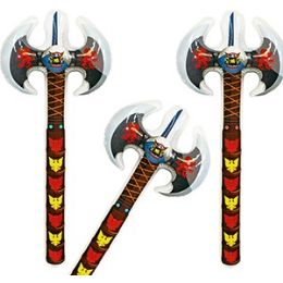 72 Units of Inflatable Battle Axes. - Inflatables