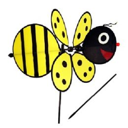48 Units of Bee Whirleygigs. - Wind Spinners