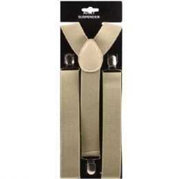 48 of Adult Tan Suspender
