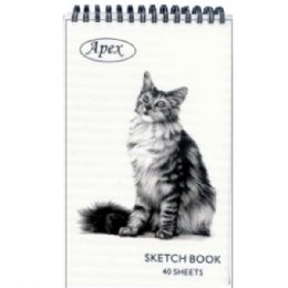 """48 Units of Sketch Pad - 6"""" X 9"""" - Sketch, Tracing, Drawing & Doodle Pads"""